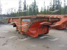 Toro 40-Ton Dump Truck Body GOD