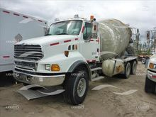 2005 Sterling TRU/CAM Cement Tr