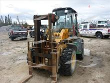 2007 Miller Articulated Lift Tr