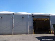 Aganto Storage Tent Steel frame
