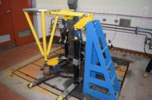 Small Mast Table with hydraulic