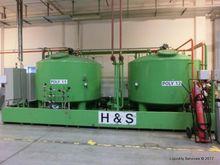 H & S Polyol bunded twin storag