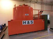 H & S Cyanate bunded storage ta