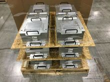 12 ea Aluminum Test Chamber GOB