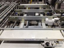 Powered Toothed 3-Belt Conveyor