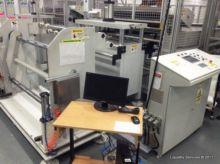 EVA / Backsheet Cutting Machine