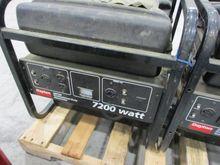 2ea Portable Generators to incl