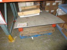 Aluminum Dock Plate SLGHC338952
