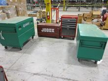 4ea Tool Boxes to include: 2ea