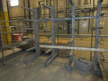 48pcs Warehouse Carts and Racks