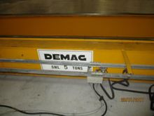 Demag Overhead Gantry Crane PAR