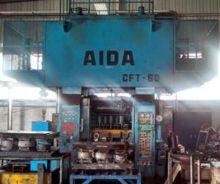 1983 Aida CFT-60 600-Ton Cold F