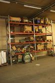 Pallet Rack 3 Uprights HKT--AEU