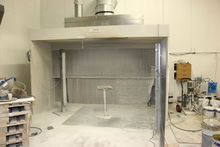 Sasmetor Piant Spray Booth with