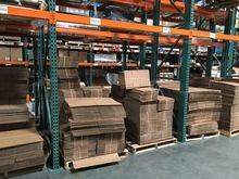 Pallet Racking To Include: 1067