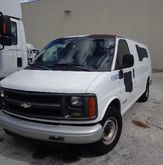 2002 Chevrolet 3500 Express Van