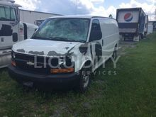 2009 Chevrolet Express 2500 Van