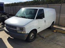 1999 Chevrolet Astro Cargo Van