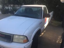 2002 Chevrolet Sonoma Pickup Tr