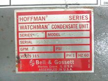 Condensate Pump - Hoffman 'WC6-