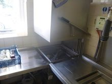 Hobart Plate Washer and Macerat