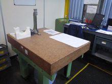 Starrett Granite Surface Table