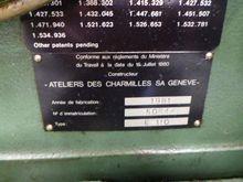 Charmilles 'E110 - Isopulse P25