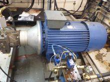 Rexroth 'A4VSO125DR' Hydraulic