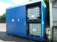 Safety Store 2 Door IBC Storage