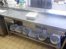 Bartlett Stainless Steel Table
