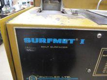 Buehler 'Surfmet 1' Belt Surfac