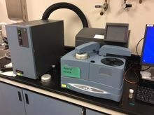 TA Instruments DSC Q2000 differ