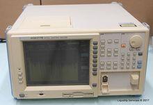 Ando 'AQ6317B' Optical Spectrum