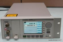Agilent '8163B' Lightwave Multi