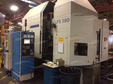 Liebherr LFS-380 CNC Gear Shape