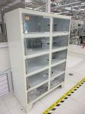 10 Door Poly Nitrogen Cabinet L