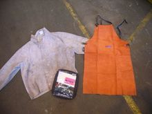 Welding Jacket - 2x - Elliot -