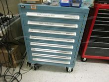 Stanley Vidmar 8 Drawer Heavy D