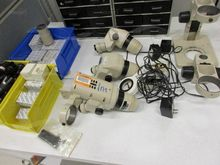 1 Group of Microscope Accessori
