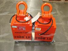 2ea Magnetool mdl BP-400-1HC Li