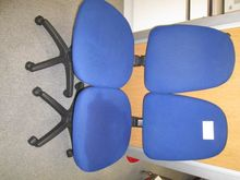 2 x Office Chairs Asset ID 9-76