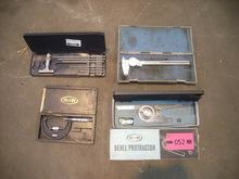 Measuring Instruments - 4x - Th