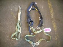Harness - 1x - MILLER 481 HAZ-U