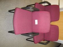 3 x Office Chairs Asset ID 9-75