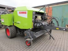 2015 CLAAS Rollant 375 uniwrap