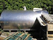 Cuve inox 6100 litres SERAP RL