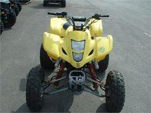 2007 SUZUKI QUADSPORT 400Z