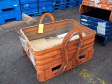 Small Caterpillar Shipping Tubs