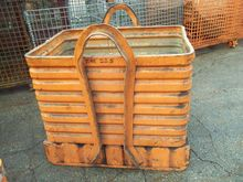 Large Cat Shipping Tubs / Steel