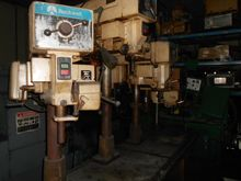 Rockwell 4 Head Drill Press